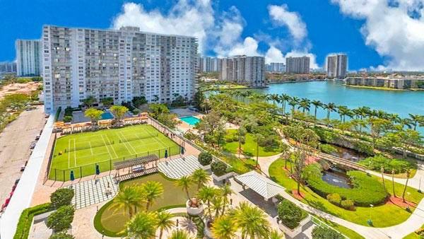 2851 NE 183rd Street 2006E, Aventura, FL 33160 (MLS #RX-10642354) :: Berkshire Hathaway HomeServices EWM Realty
