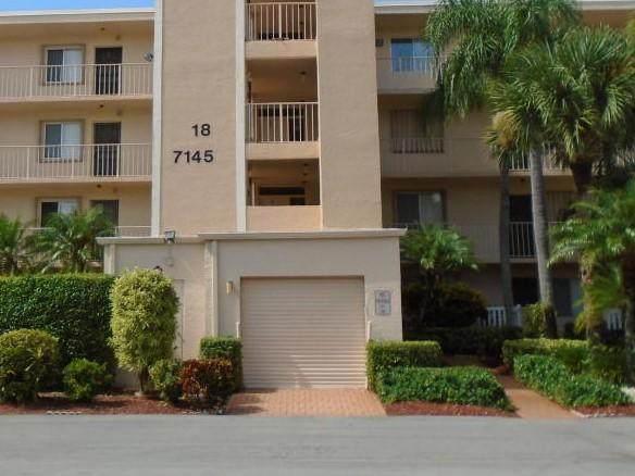 7145 Huntington Lane #206, Delray Beach, FL 33446 (#RX-10642912) :: Posh Properties