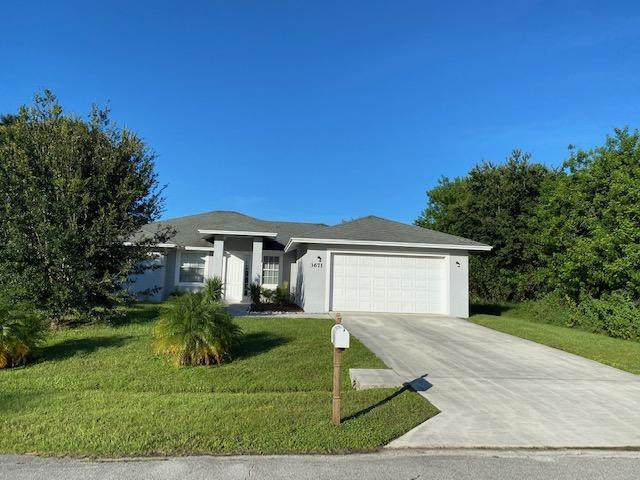 3671 SW Haines Street, Port Saint Lucie, FL 34953 (MLS #RX-10643483) :: Castelli Real Estate Services