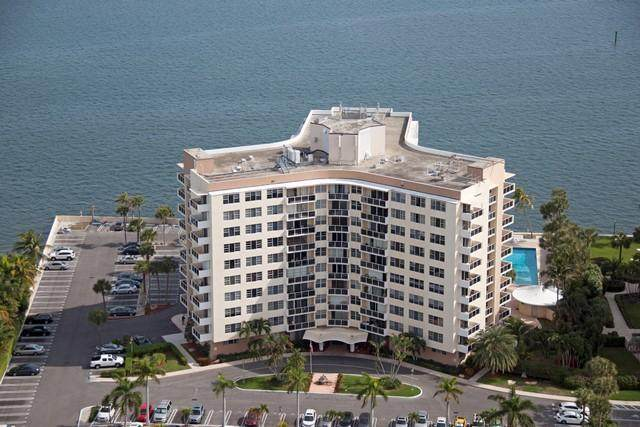 2800 N Flagler Drive #612, West Palm Beach, FL 33407 (MLS #RX-10644306) :: Berkshire Hathaway HomeServices EWM Realty