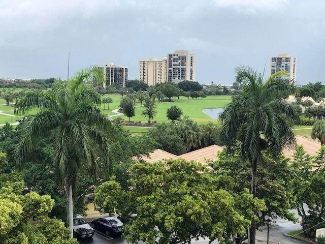 1610 Presidential Way 501-B, West Palm Beach, FL 33401 (#RX-10644345) :: Ryan Jennings Group
