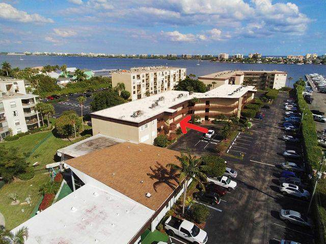 200 Waterway Drive S #203, Lantana, FL 33462 (MLS #RX-10645541) :: Castelli Real Estate Services