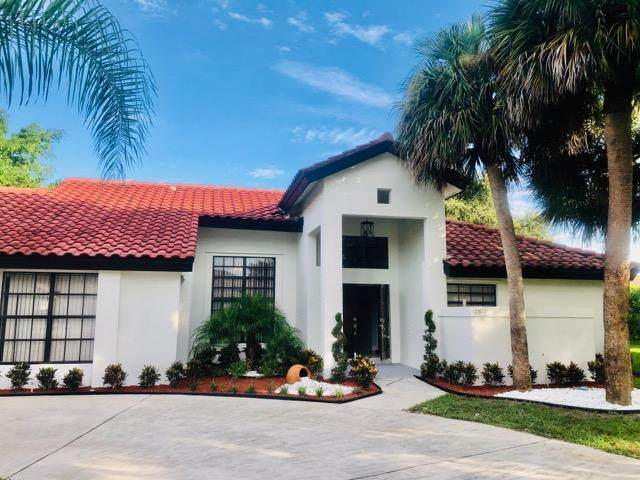 12673 Whitby Street, Wellington, FL 33414 (MLS #RX-10646144) :: Berkshire Hathaway HomeServices EWM Realty