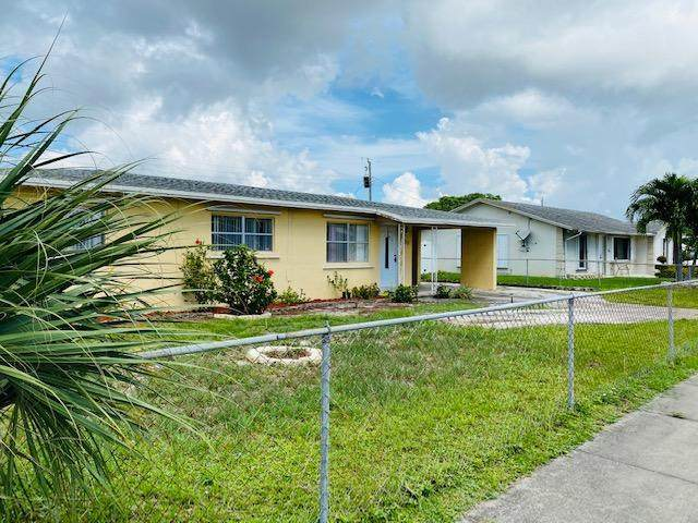 509 NW 2nd Street, Boynton Beach, FL 33435 (#RX-10646152) :: The Reynolds Team/ONE Sotheby's International Realty