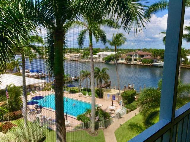 3212 S Ocean Boulevard 506A, Highland Beach, FL 33487 (#RX-10650514) :: Posh Properties