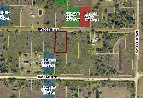 14718 NW 306th Street, Okeechobee, FL 34972 (MLS #RX-10650516) :: Berkshire Hathaway HomeServices EWM Realty