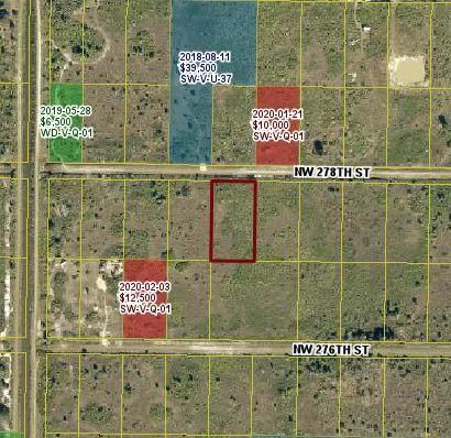 21382 NW 278th Street, Okeechobee, FL 34972 (MLS #RX-10650525) :: Berkshire Hathaway HomeServices EWM Realty