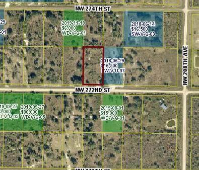 21009 NW 272nd Street, Okeechobee, FL 34972 (MLS #RX-10650540) :: Berkshire Hathaway HomeServices EWM Realty