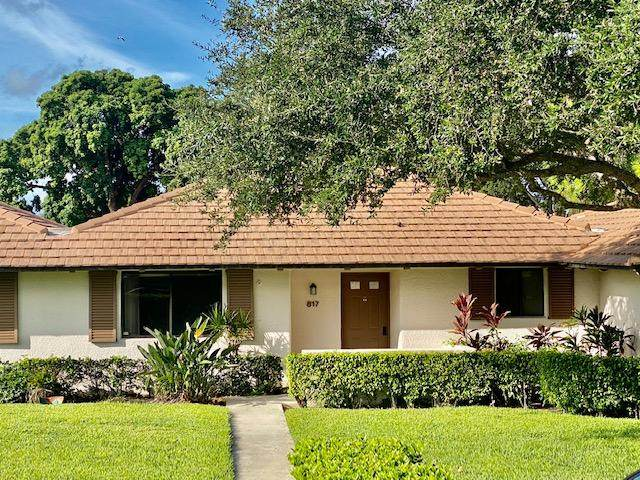 817 Club Drive, Palm Beach Gardens, FL 33418 (#RX-10651058) :: Ryan Jennings Group
