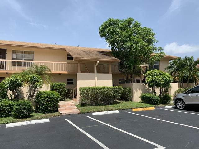 13454 Sabal Palm Court B - 67, Delray Beach, FL 33448 (#RX-10652620) :: Posh Properties