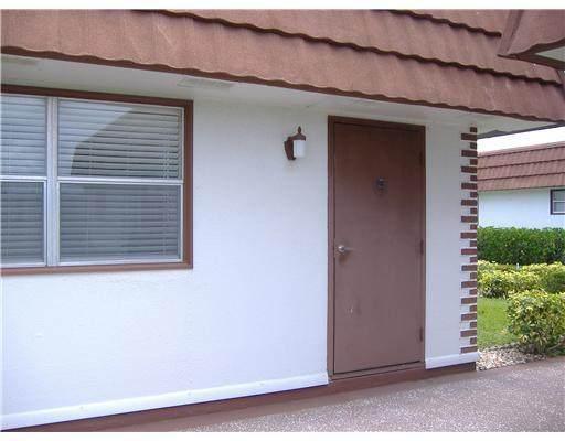 163 Waterford G #163, Delray Beach, FL 33446 (#RX-10652721) :: Posh Properties