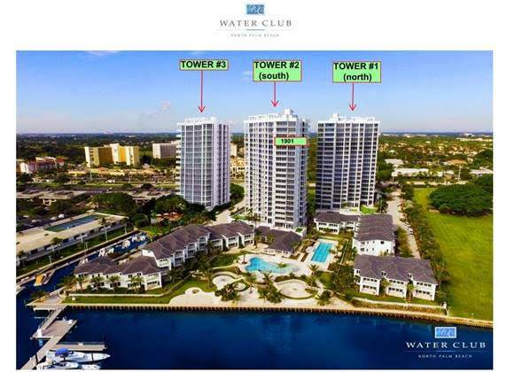 2 Water Club Way #1901, North Palm Beach, FL 33408 (#RX-10653243) :: The Power of 2   Century 21 Tenace Realty