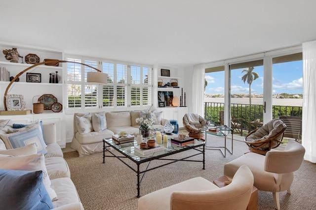 1801 S Flagler Drive #203, West Palm Beach, FL 33401 (MLS #RX-10655543) :: Castelli Real Estate Services