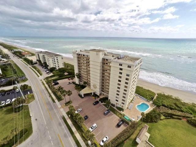 840 Ocean Drive #302, Juno Beach, FL 33408 (MLS #RX-10655566) :: Laurie Finkelstein Reader Team