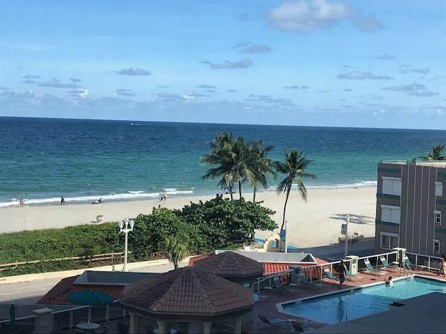 101 N Ocean Drive #511, Hollywood, FL 33019 (#RX-10656305) :: Ryan Jennings Group