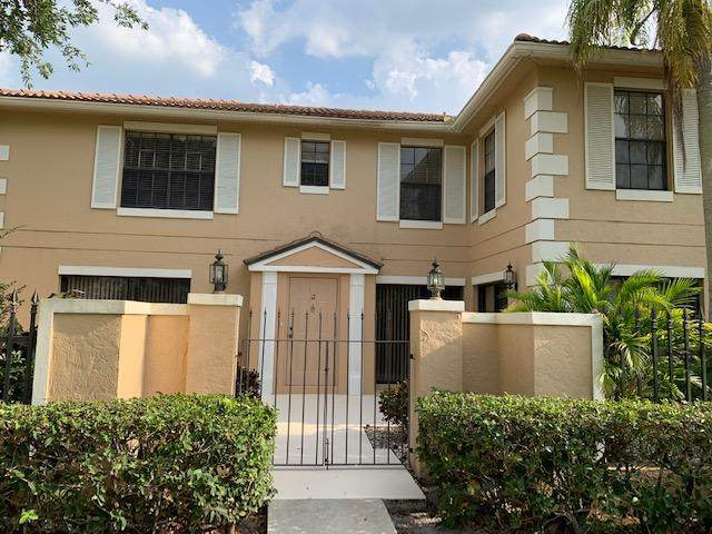 357 Prestwick 2 Circle #2, Palm Beach Gardens, FL 33418 (#RX-10656485) :: Treasure Property Group