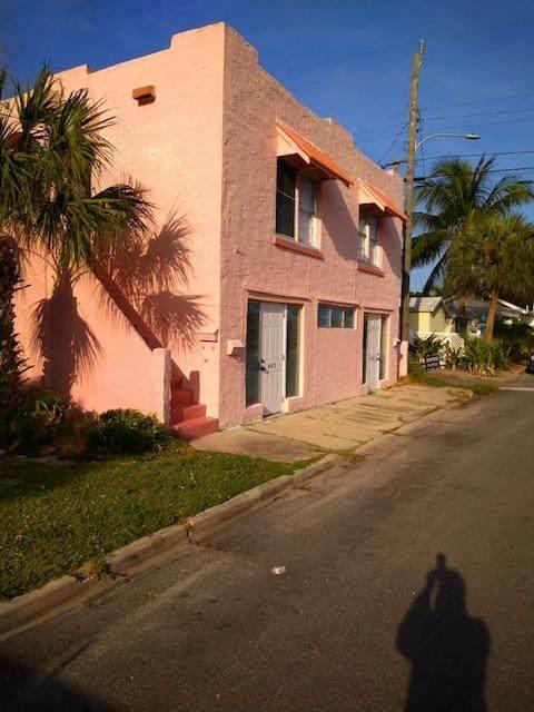 602 N L Street, Lake Worth Beach, FL 33460 (#RX-10657378) :: The Rizzuto Woodman Team