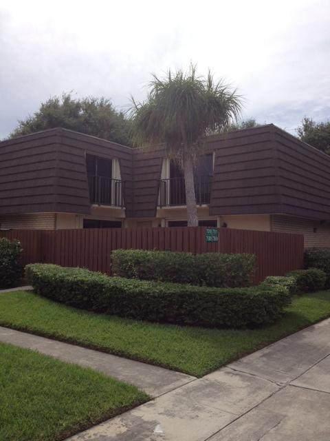 7509 75th Way 43B, West Palm Beach, FL 33407 (MLS #RX-10657459) :: Berkshire Hathaway HomeServices EWM Realty
