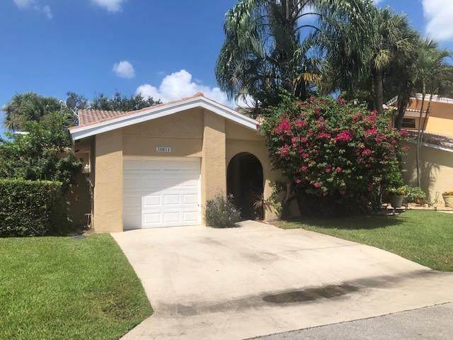 20811 Via Valencia Drive, Boca Raton, FL 33433 (#RX-10657607) :: Ryan Jennings Group