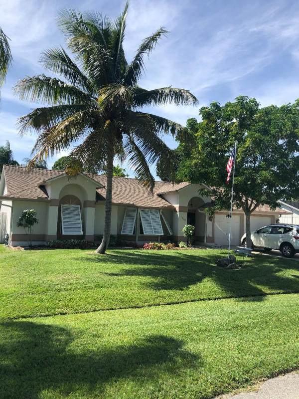 1618 SE Mansfield Street, Port Saint Lucie, FL 34952 (#RX-10657727) :: Ryan Jennings Group