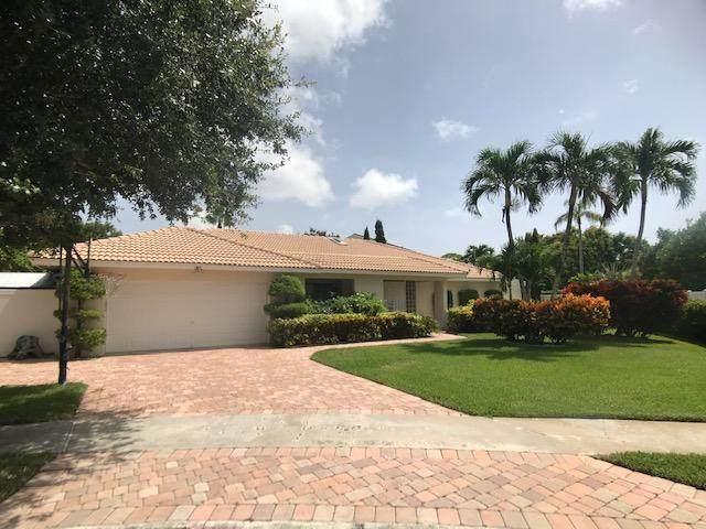 5729 Vista Linda Lane, Boca Raton, FL 33433 (#RX-10658431) :: Realty One Group ENGAGE