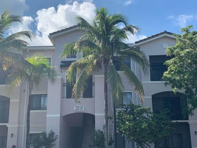 2810 Grande Parkway #202, Palm Beach Gardens, FL 33410 (#RX-10658724) :: Ryan Jennings Group