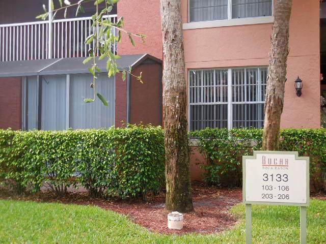 3133 Clint Moore Road #103, Boca Raton, FL 33496 (MLS #RX-10658862) :: Berkshire Hathaway HomeServices EWM Realty