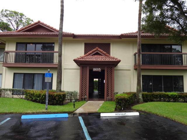 1105 Duncan Circle #101, Palm Beach Gardens, FL 33418 (MLS #RX-10659923) :: Berkshire Hathaway HomeServices EWM Realty