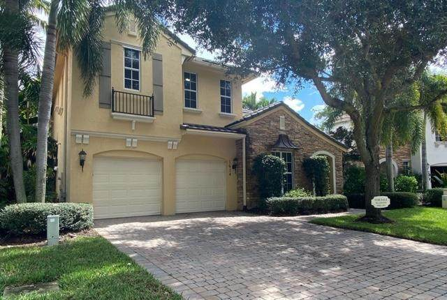 1614 Nature Court, Palm Beach Gardens, FL 33410 (MLS #RX-10660139) :: THE BANNON GROUP at RE/MAX CONSULTANTS REALTY I