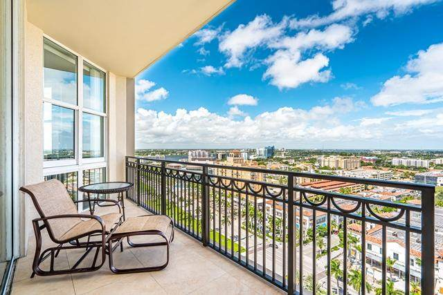550 Okeechobee Boulevard Mph-10, West Palm Beach, FL 33401 (MLS #RX-10661594) :: Berkshire Hathaway HomeServices EWM Realty