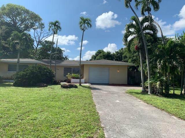 3314 Lowson Boulevard, Delray Beach, FL 33445 (MLS #RX-10661945) :: Berkshire Hathaway HomeServices EWM Realty