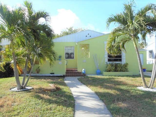 442 38th Street, West Palm Beach, FL 33407 (MLS #RX-10662279) :: Berkshire Hathaway HomeServices EWM Realty
