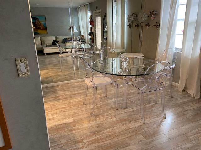 3008 Exeter A, Boca Raton, FL 33434 (MLS #RX-10662828) :: Berkshire Hathaway HomeServices EWM Realty