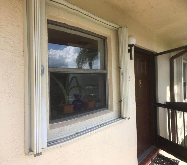 7113 Golf Colony Court #202, Lake Worth, FL 33467 (MLS #RX-10663150) :: Berkshire Hathaway HomeServices EWM Realty