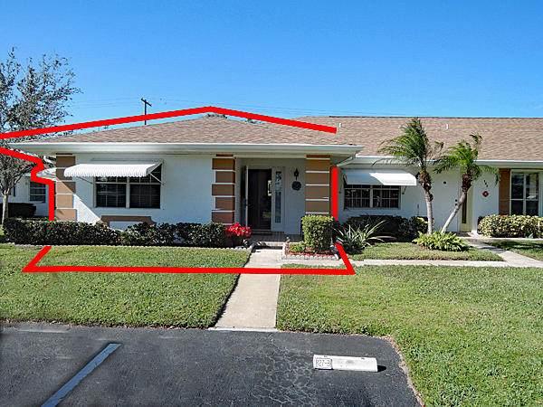 127 Lakes End Drive Apt A, Fort Pierce, FL 34982 (MLS #RX-10663182) :: Berkshire Hathaway HomeServices EWM Realty