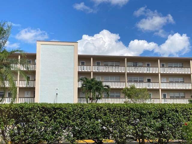 419 Southampton A, West Palm Beach, FL 33417 (MLS #RX-10663809) :: Berkshire Hathaway HomeServices EWM Realty