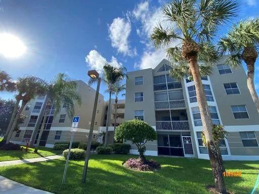 5910 Morningstar Circle #105, Delray Beach, FL 33484 (#RX-10664402) :: Posh Properties