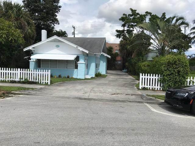421 Flamingo Drive, West Palm Beach, FL 33401 (MLS #RX-10664465) :: Berkshire Hathaway HomeServices EWM Realty