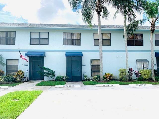 9112 Sw 21st Court C, Boca Raton, FL 33428 (MLS #RX-10664505) :: Castelli Real Estate Services