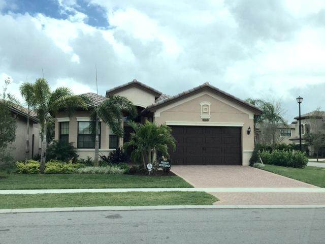 8178 Hutchinson Court, Delray Beach, FL 33446 (MLS #RX-10665301) :: United Realty Group