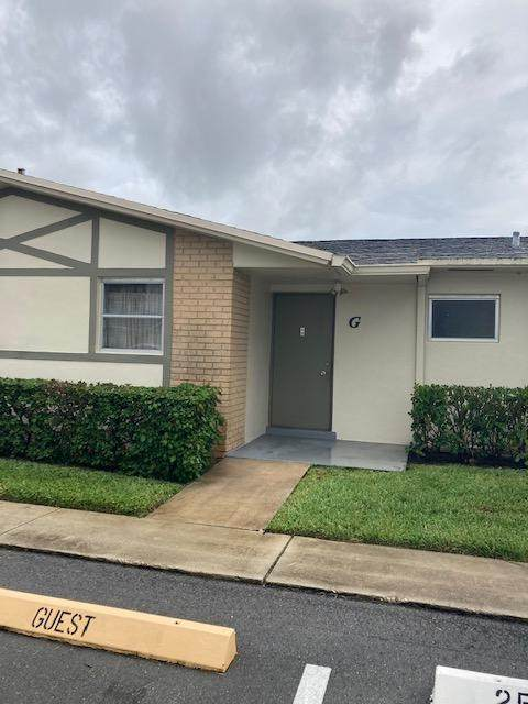 2551 Emory Drive W G, West Palm Beach, FL 33415 (#RX-10666032) :: The Rizzuto Woodman Team