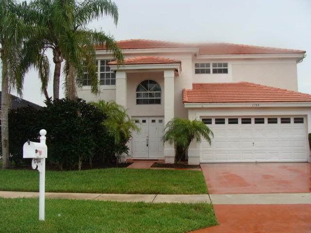 1784 S Club Drive, Wellington, FL 33414 (#RX-10666412) :: The Power of 2 Group   Century 21 Tenace Realty