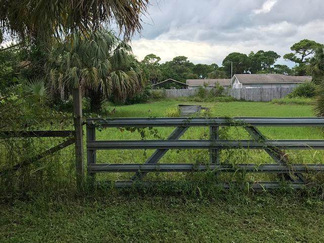0 Pine Tree Drive, Fort Pierce, FL 34982 (#RX-10667070) :: Realty One Group ENGAGE
