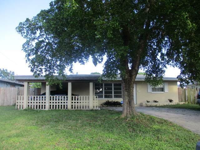 1820 NW 1st Way, Pompano Beach, FL 33060 (#RX-10667230) :: Posh Properties