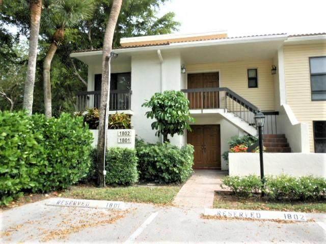 6682 Willow Wood Drive #1801, Boca Raton, FL 33434 (MLS #RX-10668967) :: Berkshire Hathaway HomeServices EWM Realty