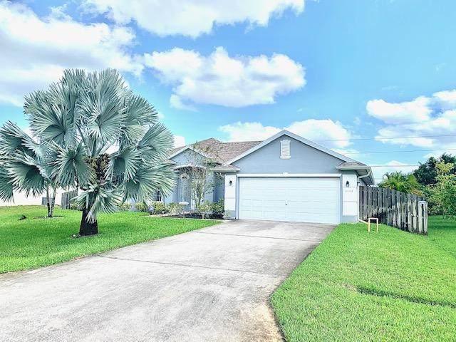 3513 SW Princeton Street, Port Saint Lucie, FL 34953 (MLS #RX-10669299) :: Miami Villa Group