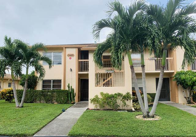 13465 Fishtail Palm Court A - 9, Delray Beach, FL 33484 (#RX-10669332) :: Posh Properties