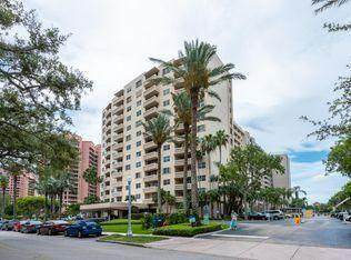 90 Edgewater Drive #606, Coral Gables, FL 33133 (#RX-10669925) :: Baron Real Estate