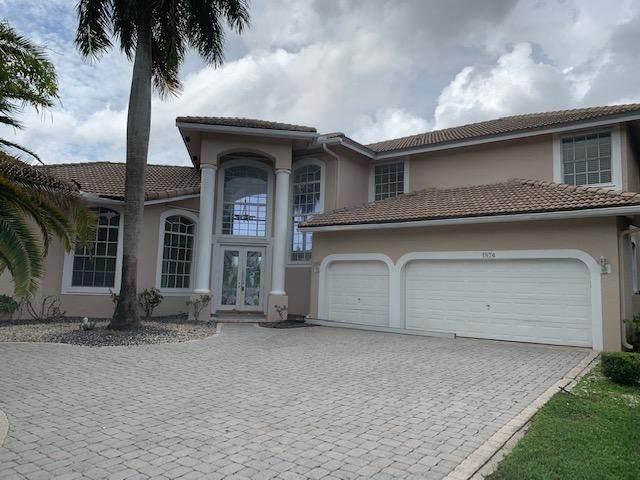 1874 NW 124 Way, Coral Springs, FL 33071 (MLS #RX-10670648) :: Berkshire Hathaway HomeServices EWM Realty
