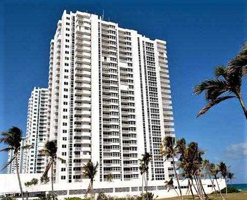 1370 S Ocean Boulevard #805, Pompano Beach, FL 33062 (#RX-10671464) :: The Rizzuto Woodman Team